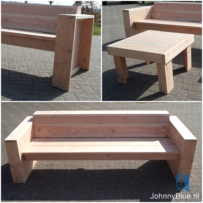 Loungebank Anna | JohnnyBlue