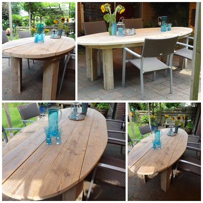 Eettafel Oval | JohnnyBlue