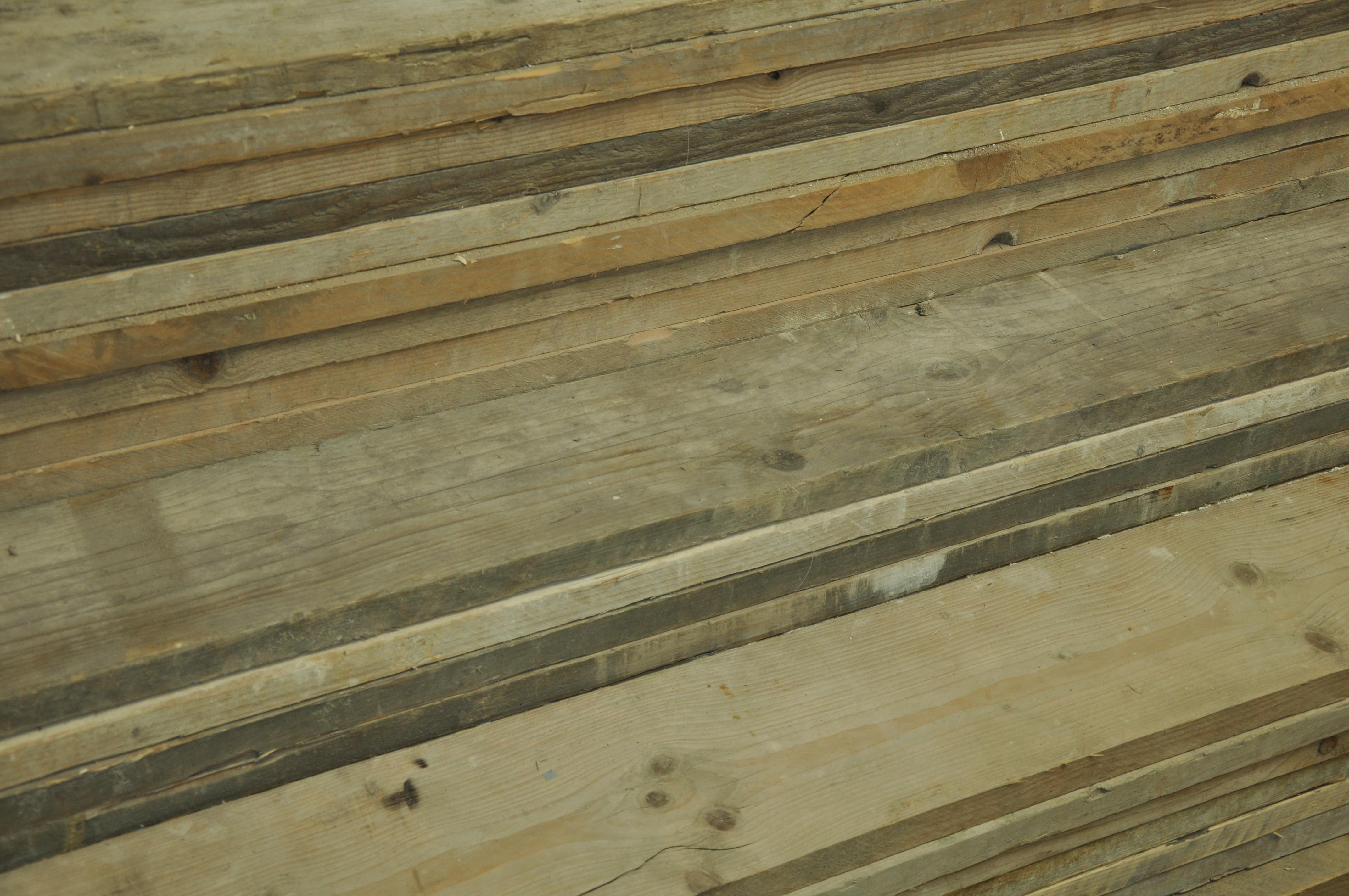 Keuken Recht 360 Cm : steigerhout geschuurd Breedte : circa 20 cm Dikte : circa 3 cm