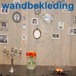 wandbekleding