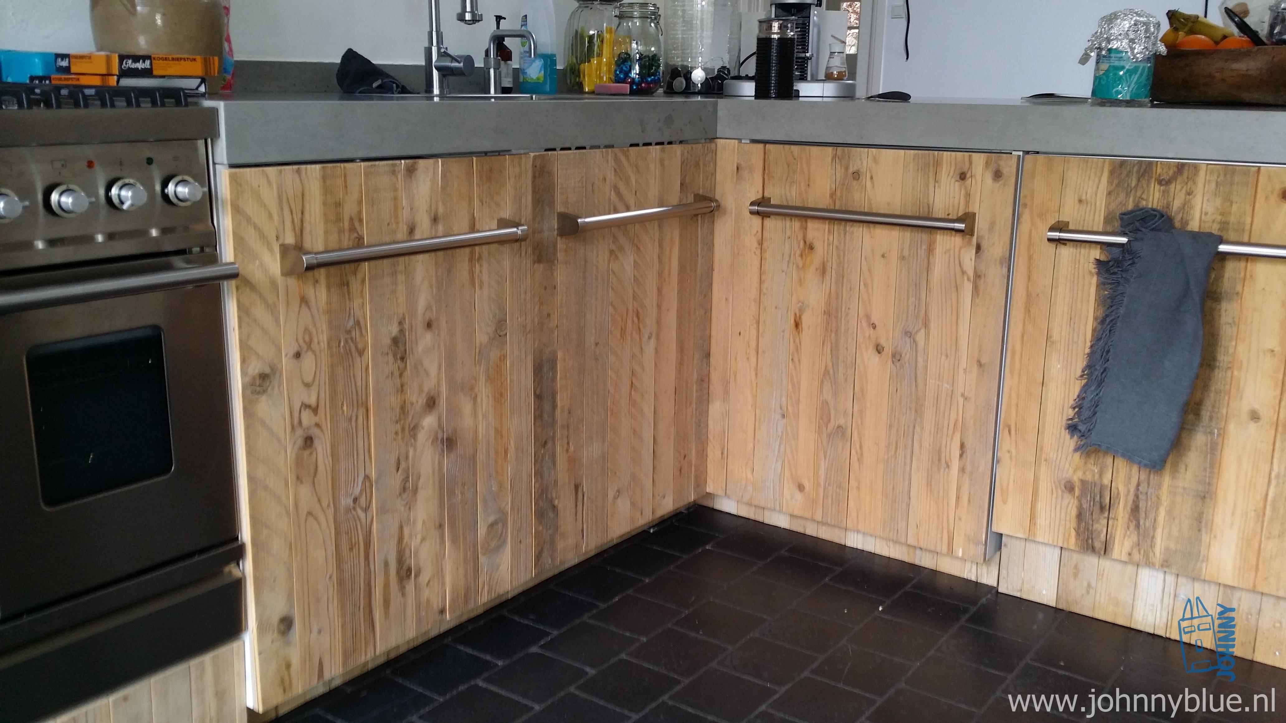 Steigerhouten Keuken Ikea : Keuken Natalie steigerhout 3