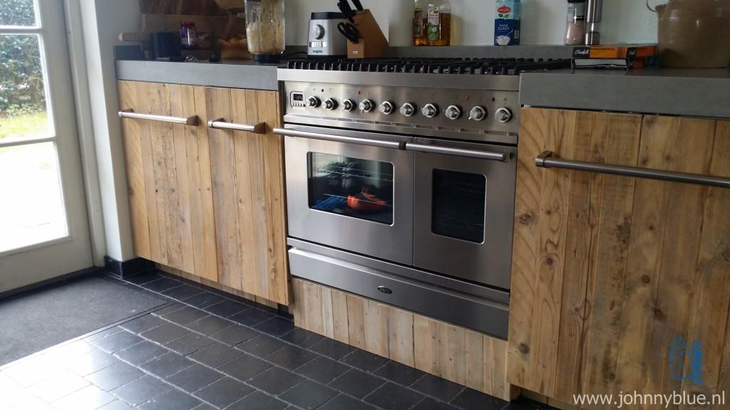 Keuken Natalie steigerhout 4
