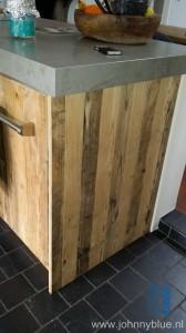 Keuken Natalie steigerhout 5