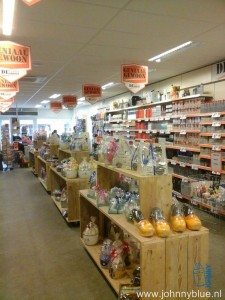 Mobiele display steigerhout winkel 1