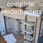complete kinderkamers JohnnyBlue