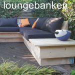 Loungebanken JohnnyBlue