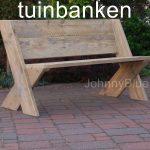 Tuinbanken JohnnyBlue