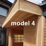 Tuinhuis model 4 | JohnnyBLue